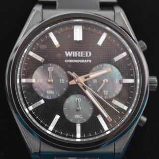 ワイアード(WIRED)のAGAT443【クオーツ時計】ワイアード(WIRED)Reflection(腕時計(アナログ))