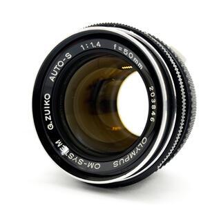 オリンパス(OLYMPUS)のOM-SYSTEM G.ZUIKO AUTO-S 50mm F1.4(レンズ(単焦点))