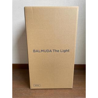 バルミューダ(BALMUDA)の【Ribbon Tokyo様 専用】バルミューダ ザ ライトL01A-WH(テーブルスタンド)