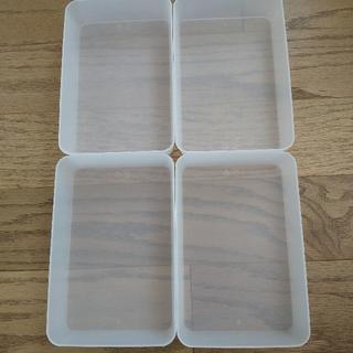 ムジルシリョウヒン(MUJI (無印良品))の無印良品 ポリプロピレン 整理ボックス(ケース/ボックス)