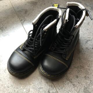 ドクターマーチン(Dr.Martens)のドクターマーチン キッズ ブーツ 14 センチ 14.5センチ UK7 US8(ブーツ)