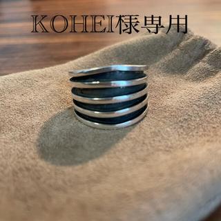 マライカ(MALAIKA)のトムホーク インディアンジュエリー(リング(指輪))