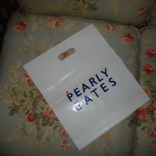 パーリーゲイツ(PEARLY GATES)のパーリーゲイツ☆PEARLY GATES ビニール袋(ウエア)