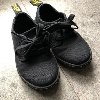 ドクターマーチン(Dr.Martens)のドクターマーチン キッズ 靴 14 センチ 14.5 センチ UK7 US8(フラットシューズ)
