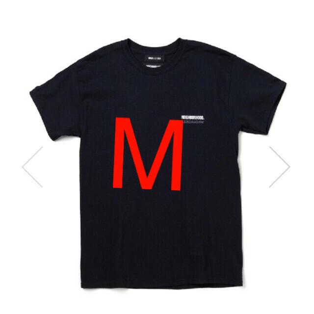 NEIGHBORHOOD(ネイバーフッド)のWIND AND SEA and NEIGHBORHOOD Tシャツ  Mサイズ メンズのトップス(Tシャツ/カットソー(半袖/袖なし))の商品写真