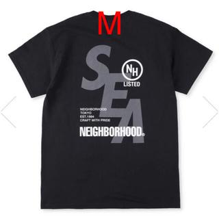 NEIGHBORHOOD - WIND AND SEA and NEIGHBORHOOD Tシャツ  Mサイズ
