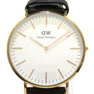 ダニエルウェリントン(Daniel Wellington)のダニエルウェリントン 腕時計 B40R9 メンズ(その他)