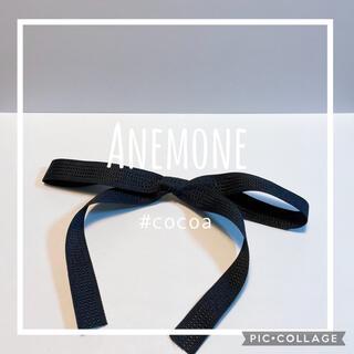 アネモネ(Ane Mone)のリボンテープミニバレッタ(バレッタ/ヘアクリップ)