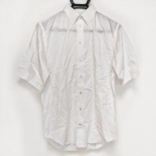 アルマーニ コレツィオーニ(ARMANI COLLEZIONI)のアルマーニコレッツォーニ 半袖シャツ 40 M(シャツ)