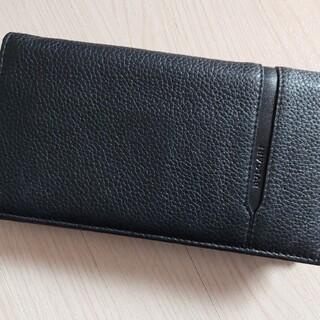 ブルガリ(BVLGARI)のブルガリ 長財布 財布 メンズ  ブラック 36966 (長財布)