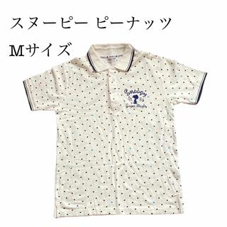 スヌーピー(SNOOPY)のスヌーピー ピーナッツ ポロシャツ(ポロシャツ)