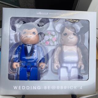 BE@RBRICK グリーティング 結婚 4 PLUS 400%(その他)