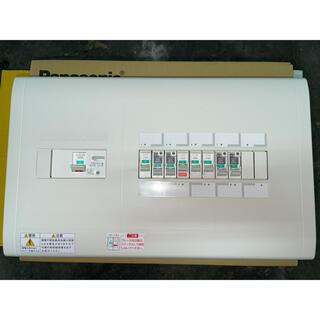 パナソニック(Panasonic)のPanasonic 分電盤 特注品 30A 8+2(予備)回路(その他)