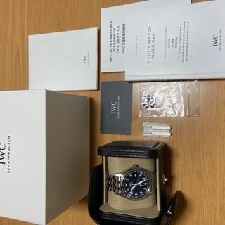 インターナショナルウォッチカンパニー(IWC)の美品 IWC マークXVIII マーク18  プティプランス(腕時計(アナログ))