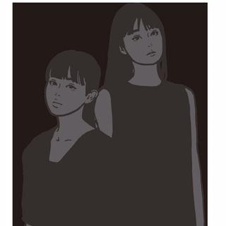 Kyne Untitled F シルクスクリーン 版画(版画)