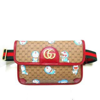 グッチ(Gucci)のGUCCI(グッチ) ウエストポーチ美品  647817(ボディバッグ/ウエストポーチ)