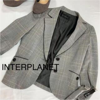インタープラネット(INTERPLANET)のインタープラネット テーラジャケット(スーツ)