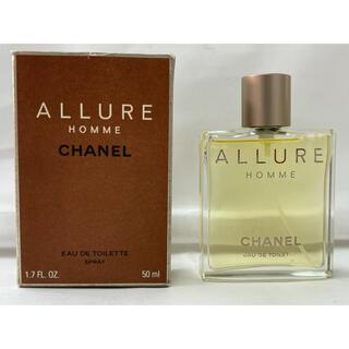 シャネル(CHANEL)のCHANEL 香水 ALLURE HOMME 50ml (香水(男性用))