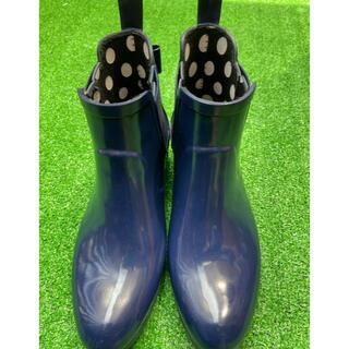 ケイトスペードニューヨーク(kate spade new york)のケイトスペード★シンプルレインブーツ 長靴(レインブーツ/長靴)