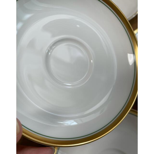 NIKKO(ニッコー)のNIKKO ニッコー カップ&ソーサー 5客 スプーン 5本 ベリー柄 美品 インテリア/住まい/日用品のキッチン/食器(食器)の商品写真