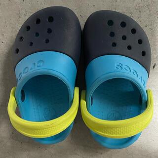 クロックス(crocs)のクロックス C5 13cm(サンダル)