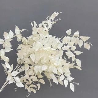 造花 フラワー お花 花 装飾 インテリア 自然 ナチュラル イエローホワイト(ドライフラワー)