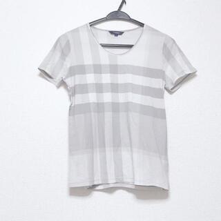 バーバリー(BURBERRY)のバーバリーロンドン 半袖カットソー 2 M -(カットソー(半袖/袖なし))