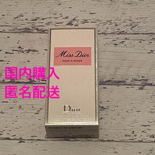 Dior - 国内購入 DIOR ミスディオール  ローズ&ローズ オードゥトワレ 50ml