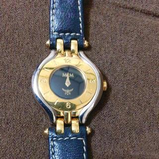 エムシーエム(MCM)のMCM 腕時計(腕時計)