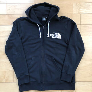 THE NORTH FACE - THE NORTH FACE ザノースフェイス NT61720X パーカー 黒