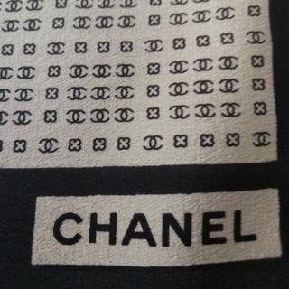CHANEL - 最終お値下げ!CHANELスカーフ