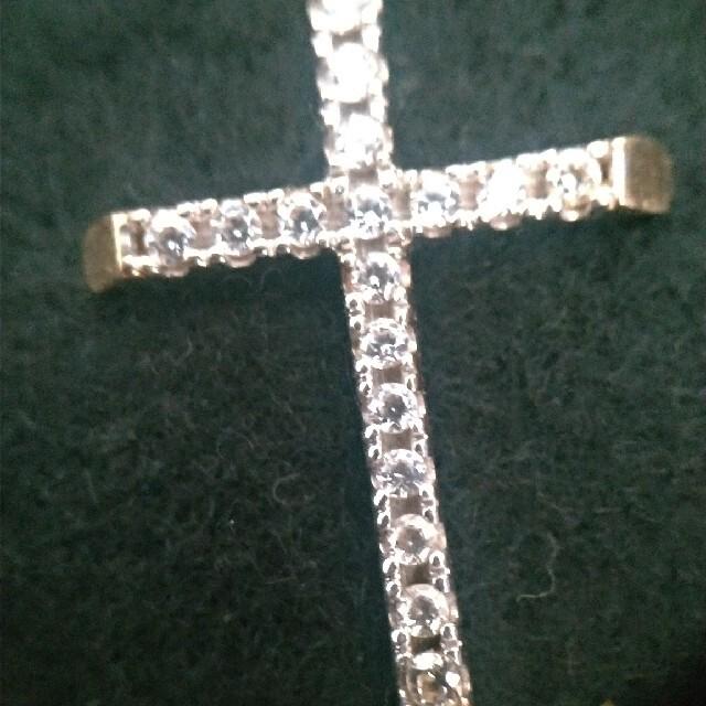 AVALANCHE(アヴァランチ)の10K クロスペンダント 美品 45センチ 送料無料 メンズのアクセサリー(ネックレス)の商品写真
