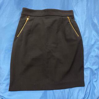 エイチアンドエム(H&M)のひざ丈スカート(ひざ丈スカート)