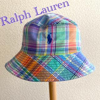 ラルフローレン(Ralph Lauren)のRalph Lauren リバーシブルハット(帽子)