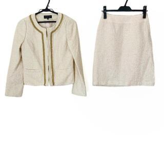 インディヴィ(INDIVI)のインディビ スカートスーツ サイズ38 M -(スーツ)