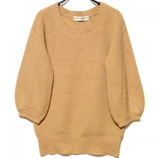 ケイタマルヤマ(KEITA MARUYAMA TOKYO PARIS)のケイタマルヤマ 長袖セーター サイズ1 S(ニット/セーター)