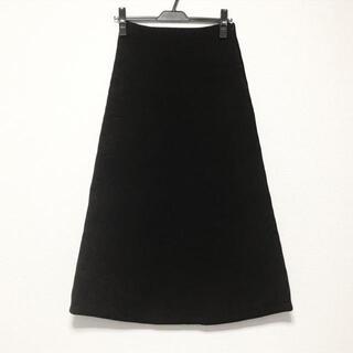 バレンシアガ(Balenciaga)のバレンシアガ ロングスカート サイズM美品 (ロングスカート)
