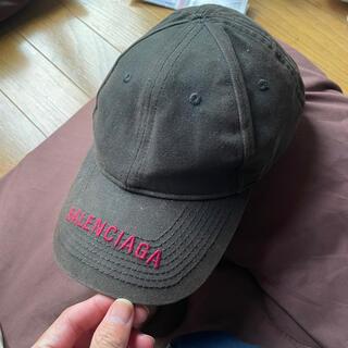 バレンシアガ(Balenciaga)のbalenciaga帽子(キャップ)