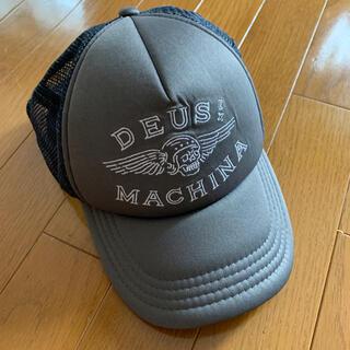 デウスエクスマキナ(Deus ex Machina)のDeus キャップ 帽子(キャップ)