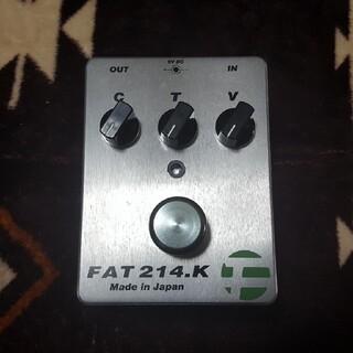 エフエーティー(FAT)のFAT 214K(エフェクター)