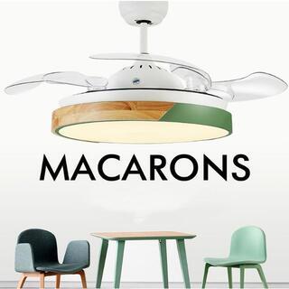 ランプの天井扇風機LEDファンシャンデリア調光器のランプダイニングルームの寝室の(天井照明)