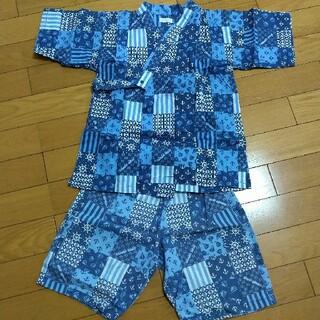 コンビミニ(Combi mini)のcombimini 男の子甚平 サイズ120(甚平/浴衣)