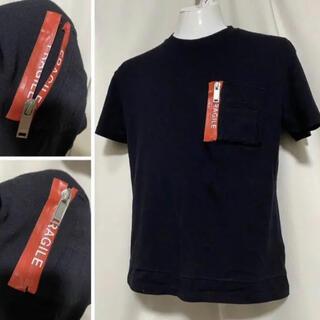 クリスチャンダダ(CHRISTIAN DADA)の2点まとめ売り CHRISTIAN DADA 止水ジップ 胸ポケットTシャツ(Tシャツ/カットソー(半袖/袖なし))