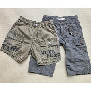 ベベ(BeBe)の 子供服  半ズボン 120・110(パンツ/スパッツ)