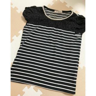 ミッシュマッシュ(MISCH MASCH)のミッシュマッシュ 半袖 Tシャツ ボーダー (Tシャツ(半袖/袖なし))