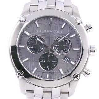 バーバリー(BURBERRY)のクロノグラフバーバリー    BU1850  ステンレススチール(腕時計(アナログ))
