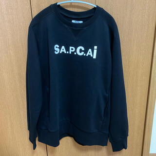 sacai - Sacai APC コラボスウェット Mサイズ
