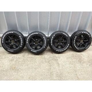 グッドイヤー(Goodyear)のグッドイヤー 15インチ ホイールタイヤ 4本セット(タイヤ・ホイールセット)