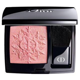 Christian Dior - ディオールスキン ルージュ ブラッシュ ゴールデン ナイツ チーク
