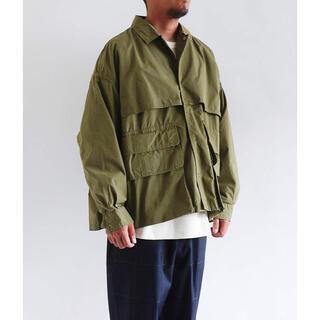 ワンエルディーケーセレクト(1LDK SELECT)の Fresh Service Five Pocket Jacket ジャケット(ブルゾン)